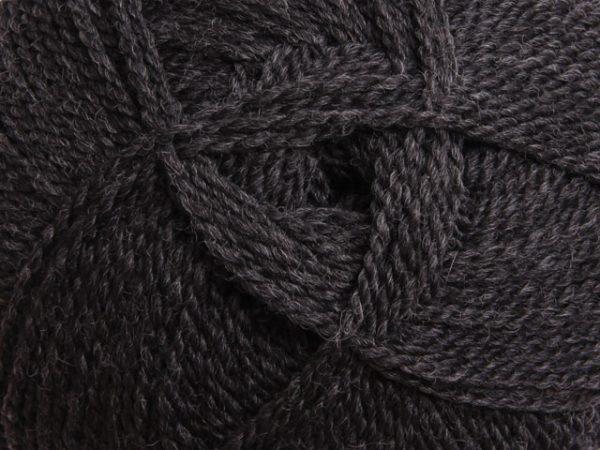 Ashford Tekapo Yarn - Charcoal