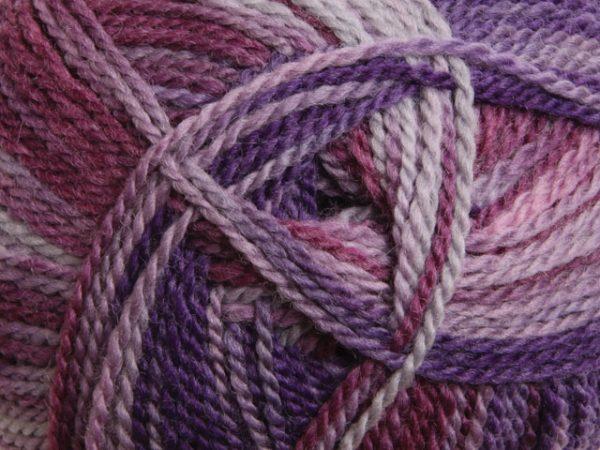 Ashford Tekapo Random Dyed Yarn - Moonstone