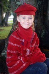 Possum Merino Child's CK609 Gatsby Hat