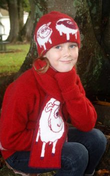 Possum Merino Child's CK620 Little Lamby Beanie