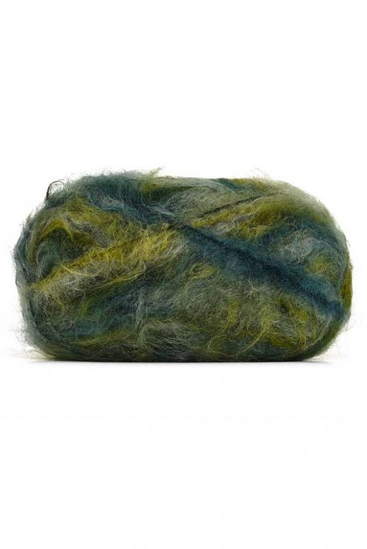 Mohair Yarn Evergreen